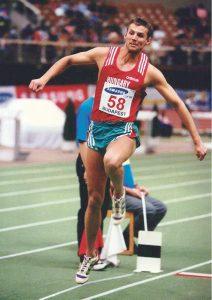 45 évesen elhunyt a sokszoros magyar bajnok atléta